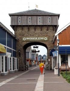 Batavia Stad Poort